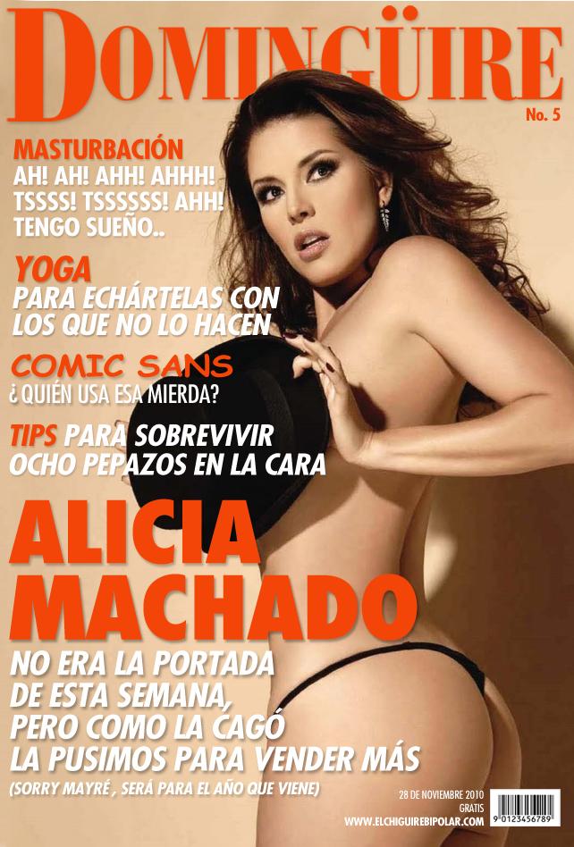 """mapa mundi alicia machado. No.5 """"Alicia Machado"""""""