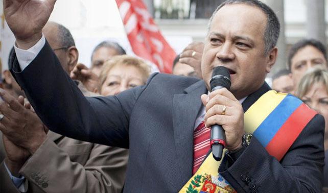 Diosdado Cabello: EEUU busca intimidar a Venezuela