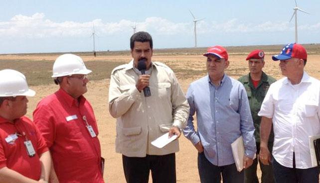 Maduro_electricida