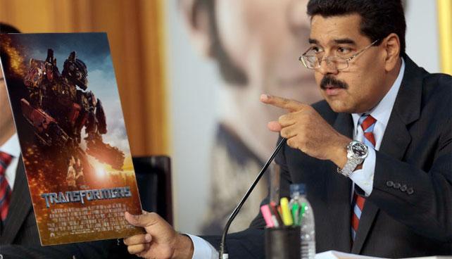 Maduro_transformers