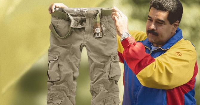 Maduro_Cargo