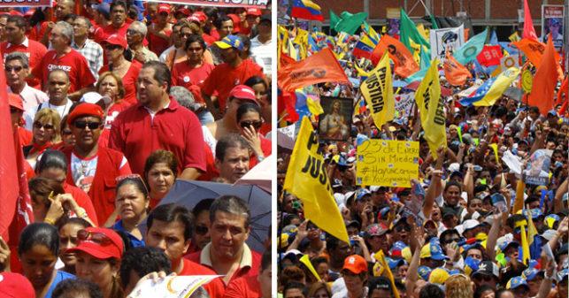 chavismo-vs-oposicion