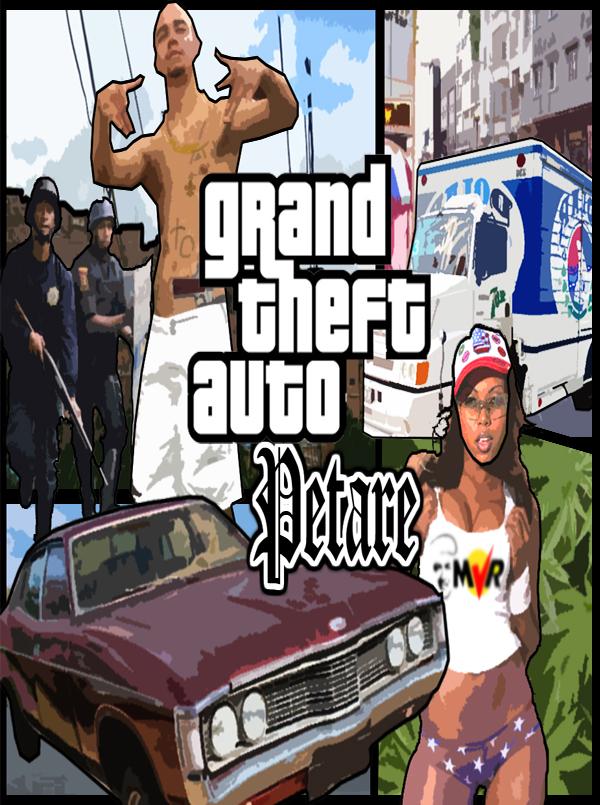 """Anuncian el lanzamiento de """"Grand Theft Auto: Petare"""""""