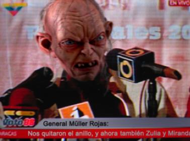 """Müller Rojas """"Nos quitaron el anillo, y ahora también Zulia y Miranda"""""""