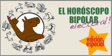 El Horóscopo Electoral de hoy