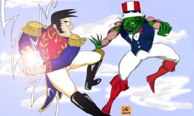 """TVES lanza serie animada """"Bolas Criollas Z"""""""