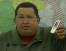 Chávez copa la casilla de mensajes de Obama