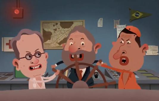 Isla Presidencial: Episodio 1- La Llegada
