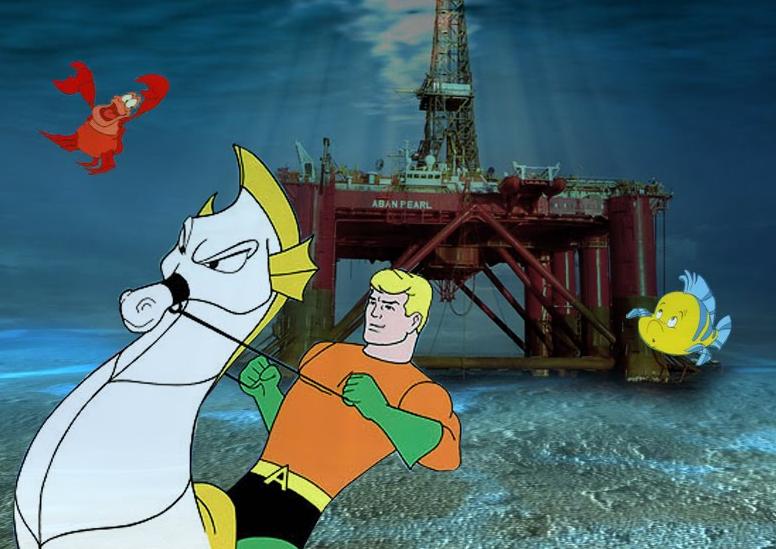"Aquaman: ""Plataforma Aban Pearl se manejará de forma submarina"""