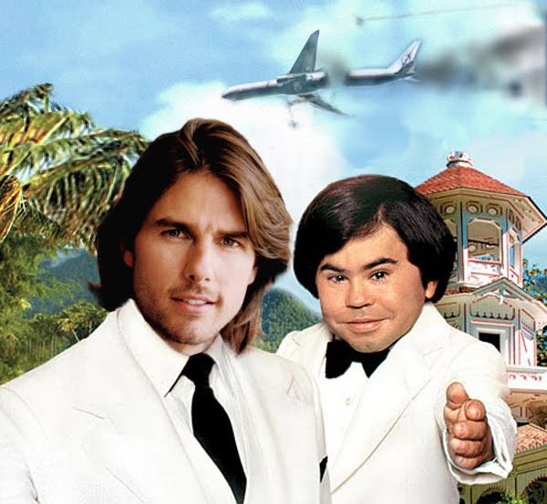 Cruise deja la Cienciología y funda religión basada en Lost y la Isla de la Fantasía