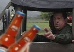 En arrebato de calor, Chávez expropia par de Polarcitas a vendedor ambulante
