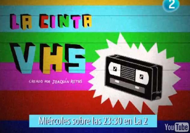 La cinta VHS Hablando de los viejos tiempos (Muchachada Nuí)