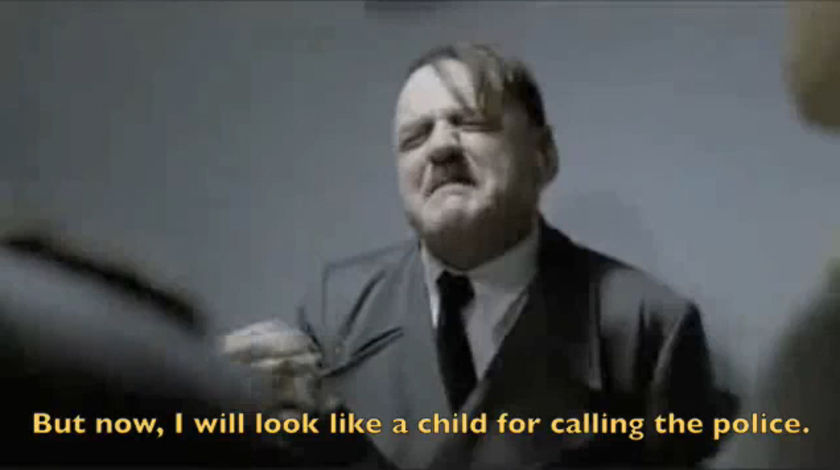 VIDEO: Hitler molesto con el Pulpo Paul