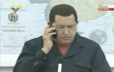 VIDEO: Detrás de la llamada de Chávez