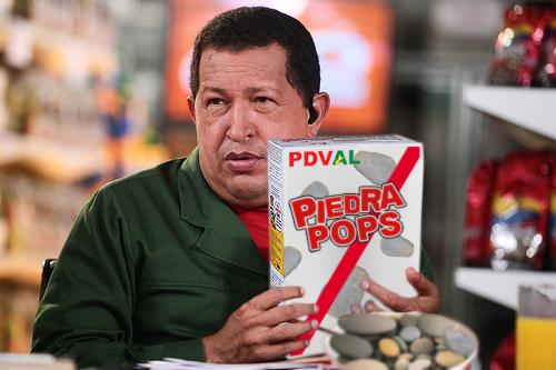 """PDVAL lanza nuevo cereal: """"Piedra Pops"""""""