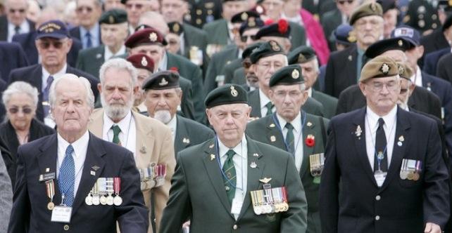 """Veteranos de Irak regresan después de guerra de """"6 meses"""""""