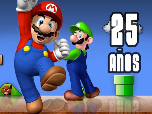 Luigi cumple 25 años bajo la sombra de Mario Bros