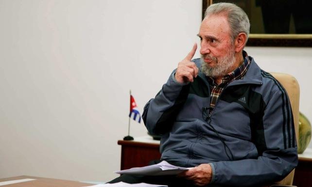 Fidel Castro exige apertura para Cuba