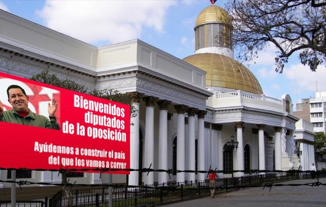 Gobierno no dará puestos de estacionamiento a diputados de la oposición