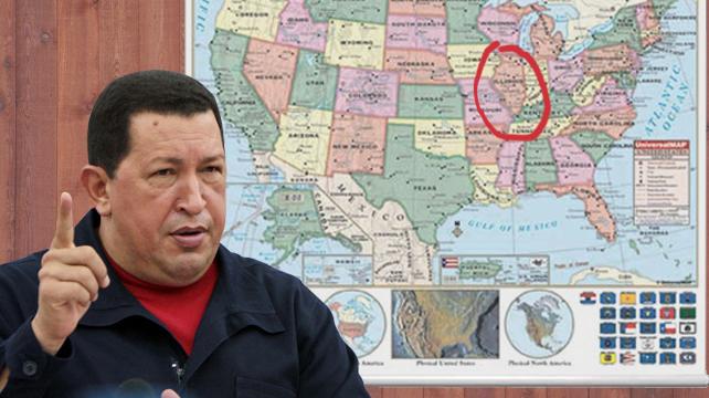 Chávez decepcionado al enterarse que la Owens Illinois no queda en Illinois