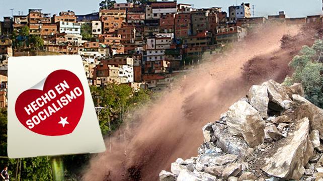 AUDIO: Gobierno evitará derrumbes construyendo barrios pre – derrumbados