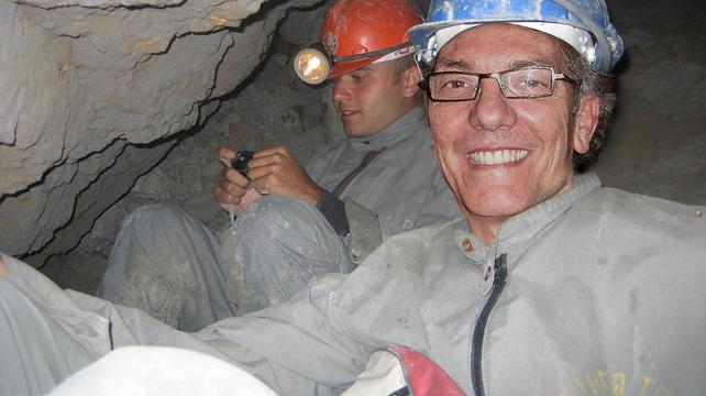 Ilan Chester será la última persona en salir de la mina