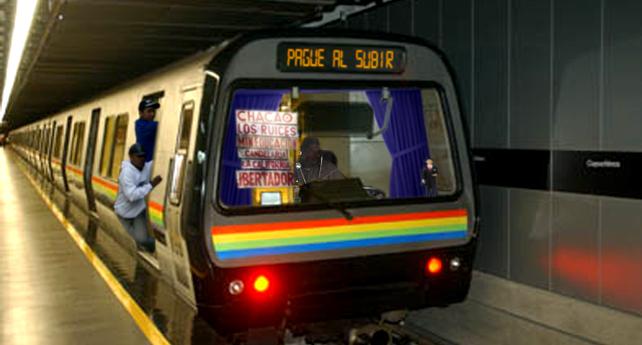 Metro de Caracas será gerenciado por camioneteros