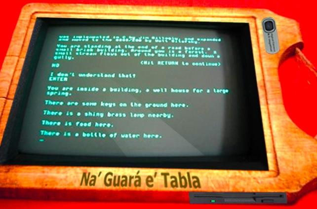 "Venezuela lanza ""Na'guará e' tabla"", la competencia del iPad"