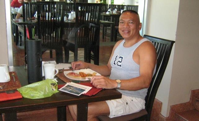 Resort en Margarita se gana a un señor de 42 años