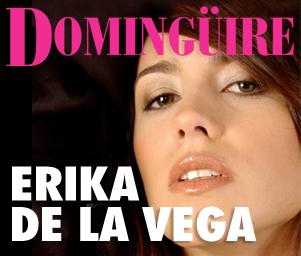 Dominguire No.6: Erika de la Vega devela su BB Pin