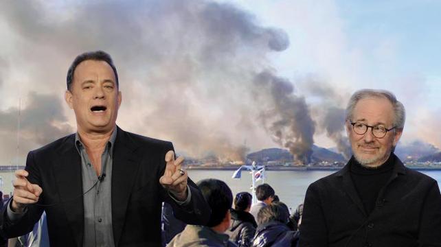 Steven Spielberg y Tom Hanks comienzan a producir serie sobre posible guerra coreana