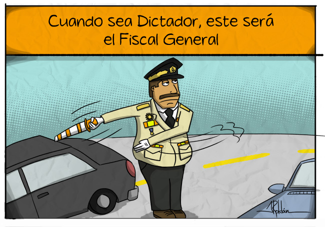 El Fiscal General