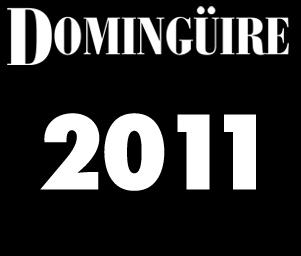 Domingüire No.10: 2011, una portada impactante