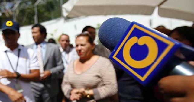 """Globovisión: """"Acciones de nuestro grandioso gobierno no cambiarán nuestra línea editorial"""""""