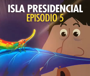 Isla Presidencial: Episodio 5 – El Avión