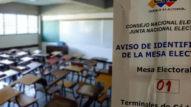 85% de las mesas de Maracaibo ni siquiera sabían que tenían que instalarse