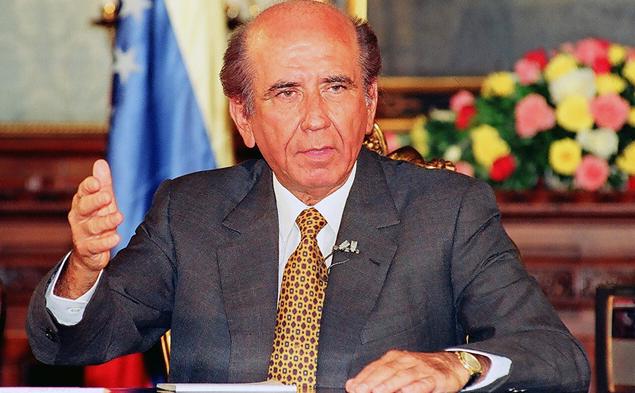"""Chávez: """"El Niño Jesús trajo mi regalo 18 años después"""""""