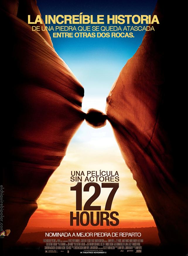 127 Horas: Una película sin actores