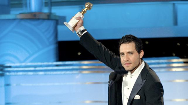 Habilitante permite que Cacique reclame Golden Globe (+ discurso)