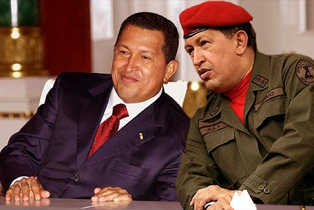 Chávez Bueno y Chávez Malo coinciden en joder el país