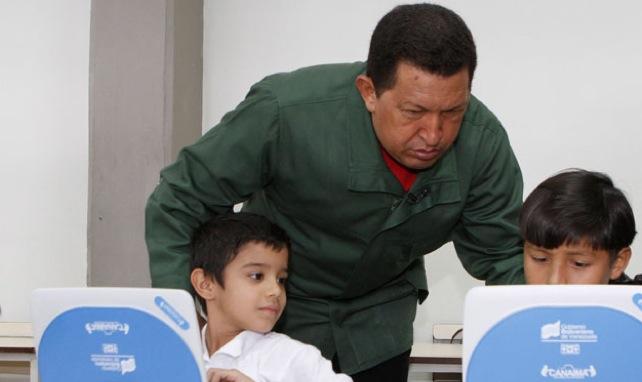 Niño le recomienda a Chávez darle a Ctrl+Alt+Supr