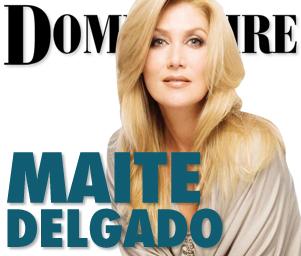 Domingüire No.13: Maite Delgado