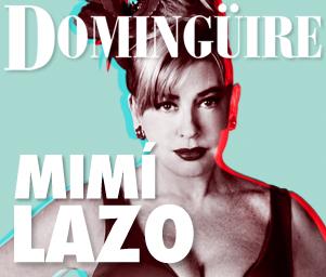 Domingüire No.14: Mimi Lazo 3D