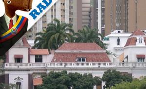 Audio: Expropiarán edificios anexos a Miraflores para albergar ego de Chávez