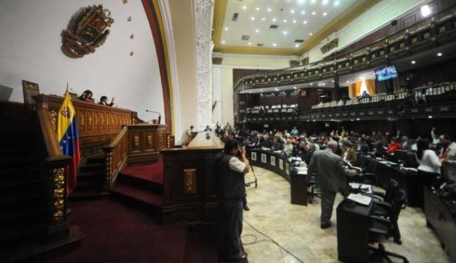 Asamblea Nacional presenta su agenda del primer día
