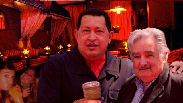 Presidente Mujica pide que lo lleven a rumbear al San Ignacio