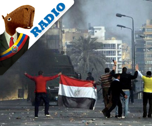"Audio: Expertos confirman que ""se paró un peo ahí en Egipto"""