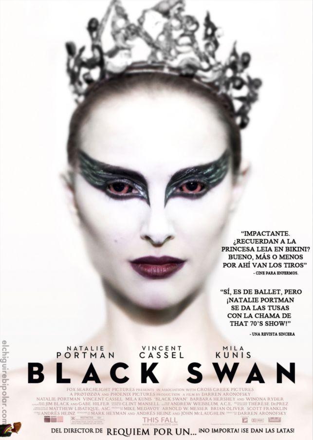 Black Swan: Natalie Portman se besa con la chama de That '70s Show