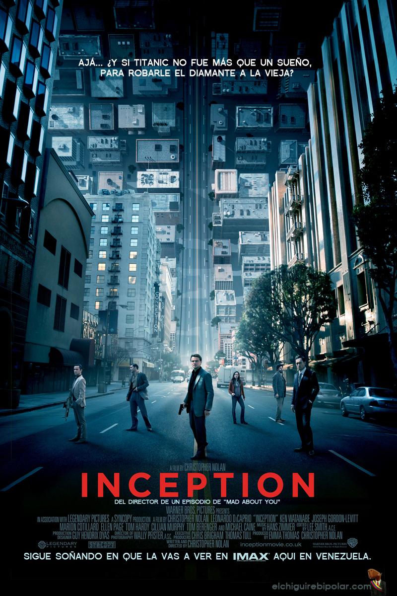 Inception: ¿Titanic fue un sueño?