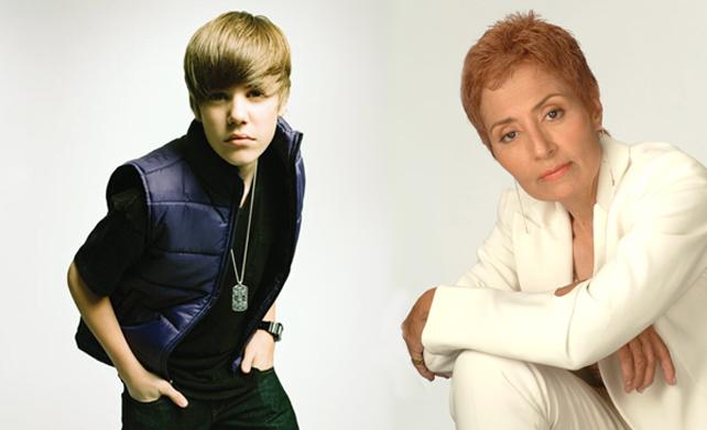 Tras cortarse el pelo se devela que Justin Bieber era Marieta Santana